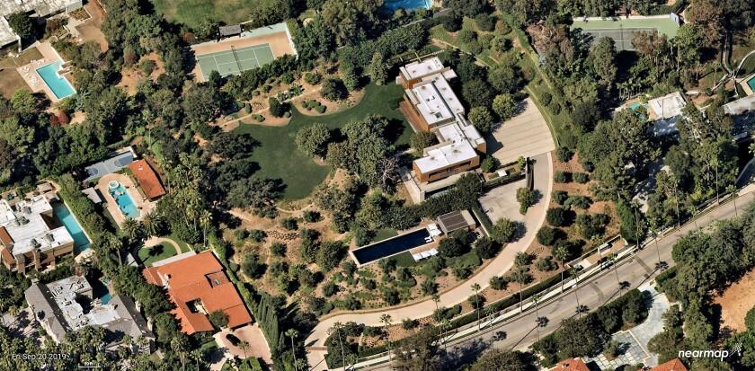 The Wasserman estate