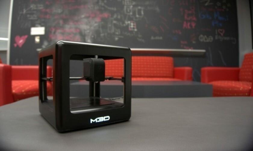 Micro 3-D printer reaches Kickstarter goal of $50,000 in 11 minutes