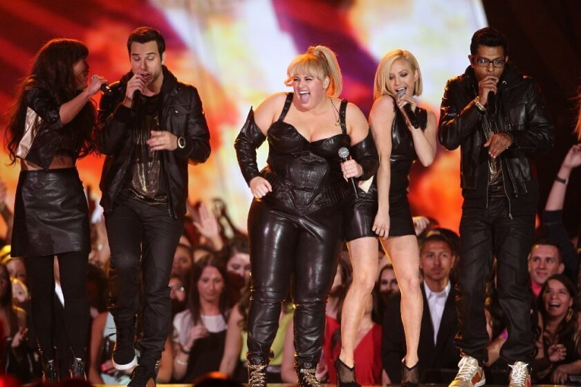2013 MTV Movie Awards: Pitch perfect? Not quite