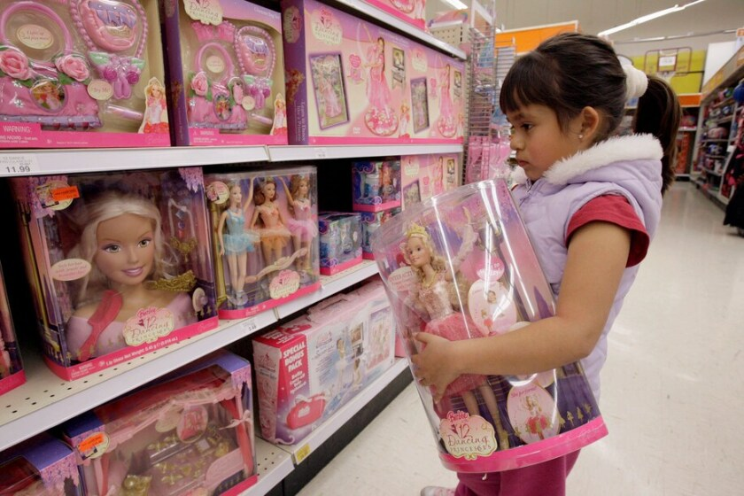 Starting in 2024, large retailers in California will be required to create gender-neutral children's sections in stores.