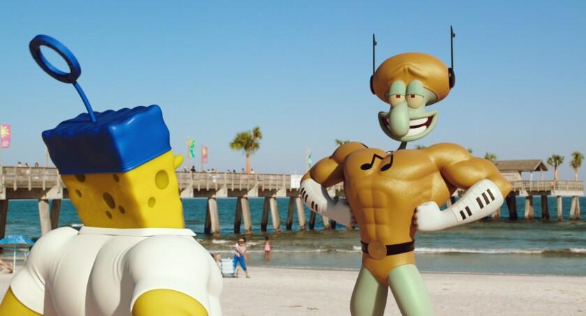 Voice actor behind Squidward in 'SpongeBob SquarePants