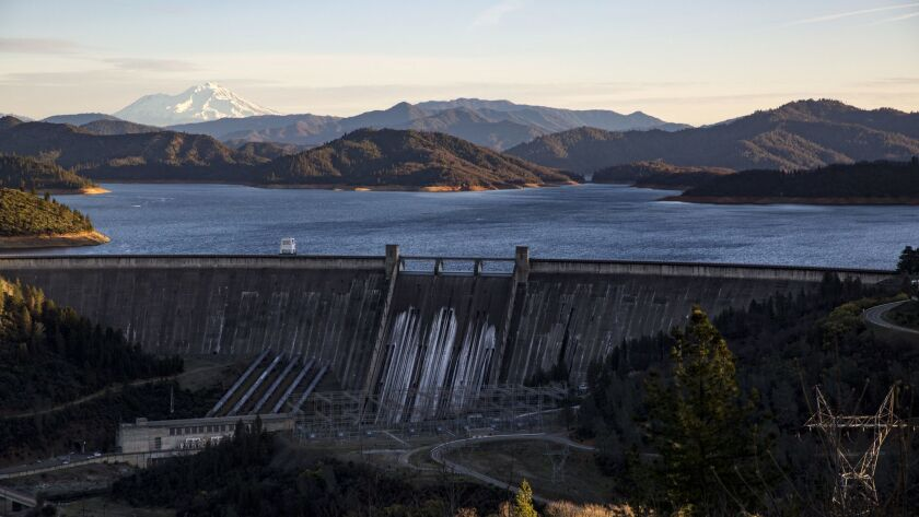 The Trump administration wants to make the Shasta Dam taller, despite a state law prohibiting raising its height.