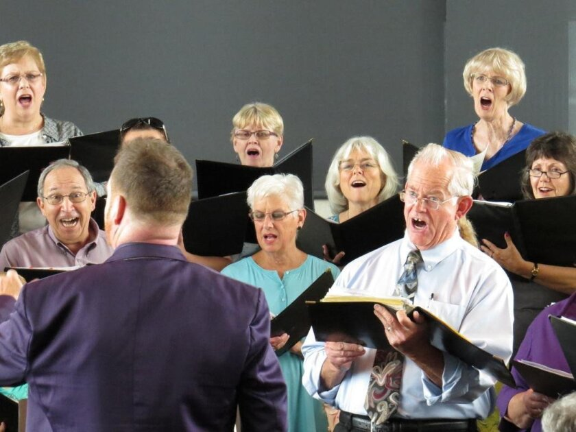 Pacific Coast Chorale will offer its holiday extravaganza, Dec. 17.