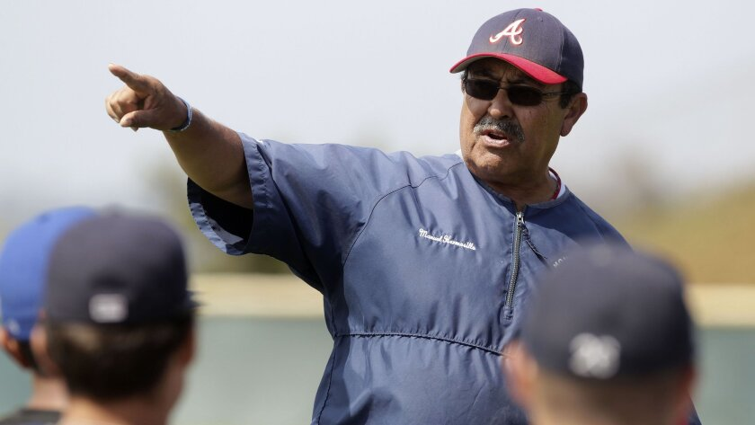 Manny Hermosillo will be helping coach a team in the Perfect Game for the sixth time.