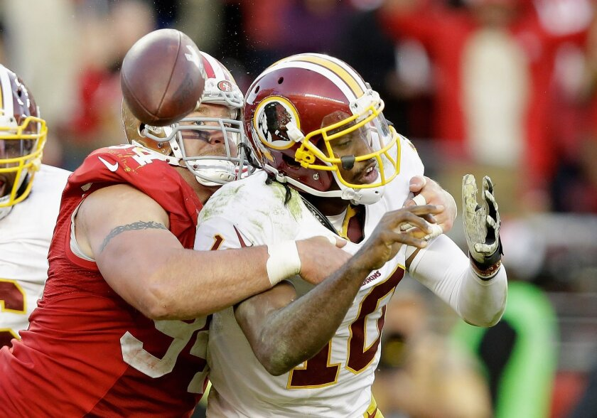 Robert Griffin III, Justin Smith