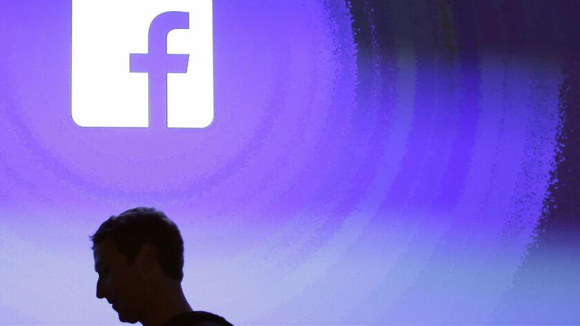 Facebook CEO Mark Zuckerberg in 2013.