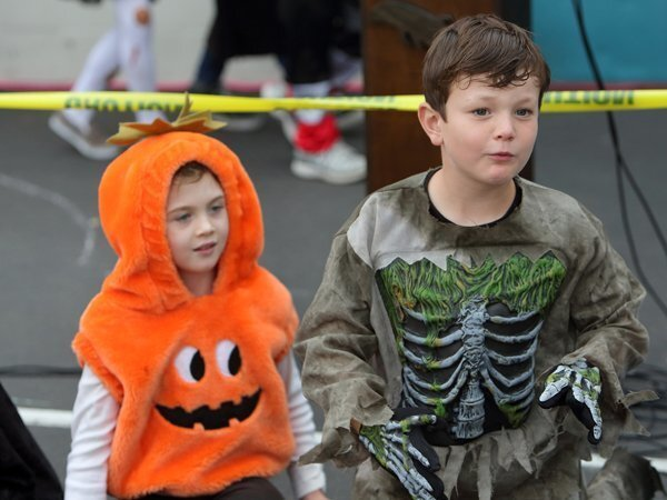 Solana Highlands Halloween Parade