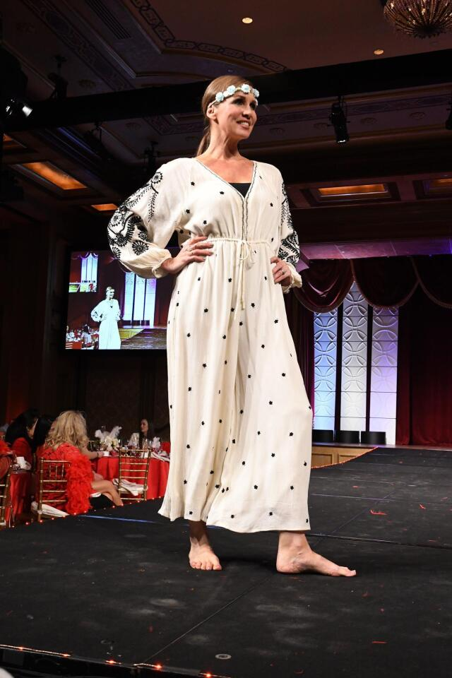 'Go Red for Women' luncheon