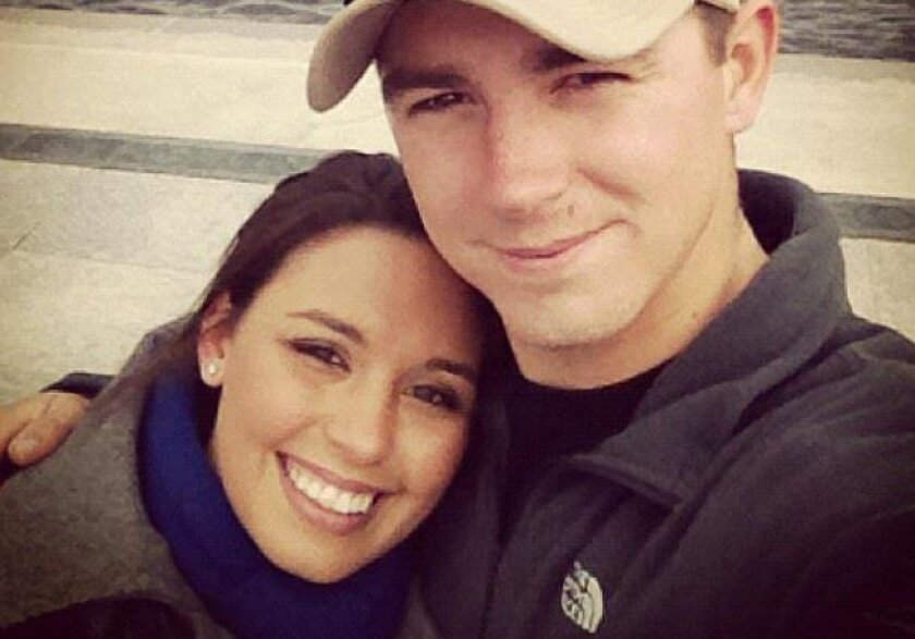 Shardeh Danielle Watkins and Gerrick Watkins, both 23 and Oceanside residents, died in fiery crash on Interstate 5 on Saturday. Watkins' Facebook page said they had married in 2011. She called herself a proud Marine wife.