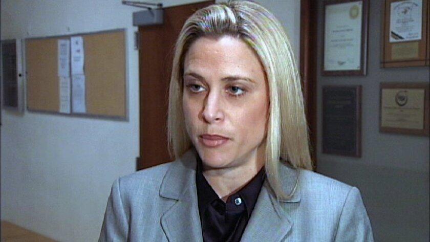 Deputy District Attorney Allison Worden. 10News