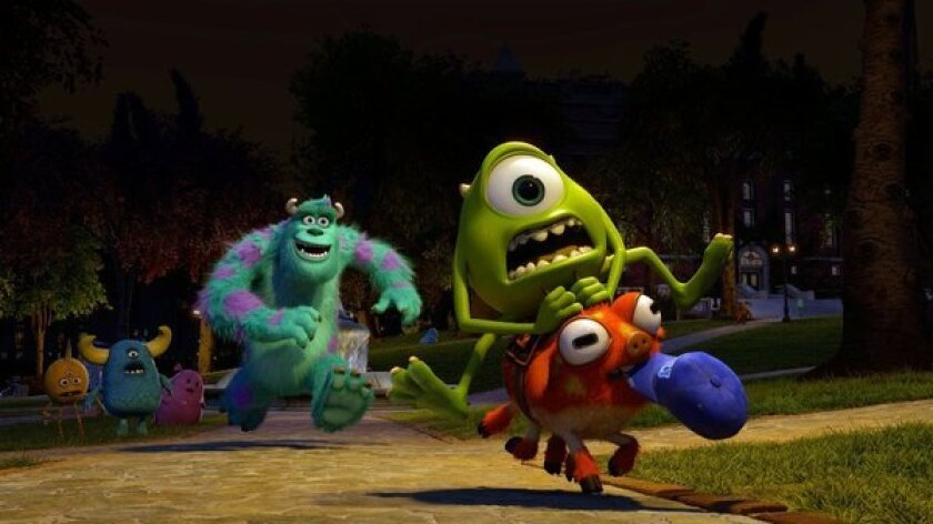 """""""Monsters University"""" continues to be head of the class."""