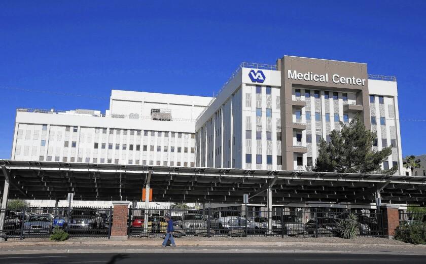 Phoenix VA Health Care Center inquiry