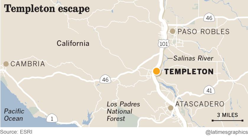 Templeton, California