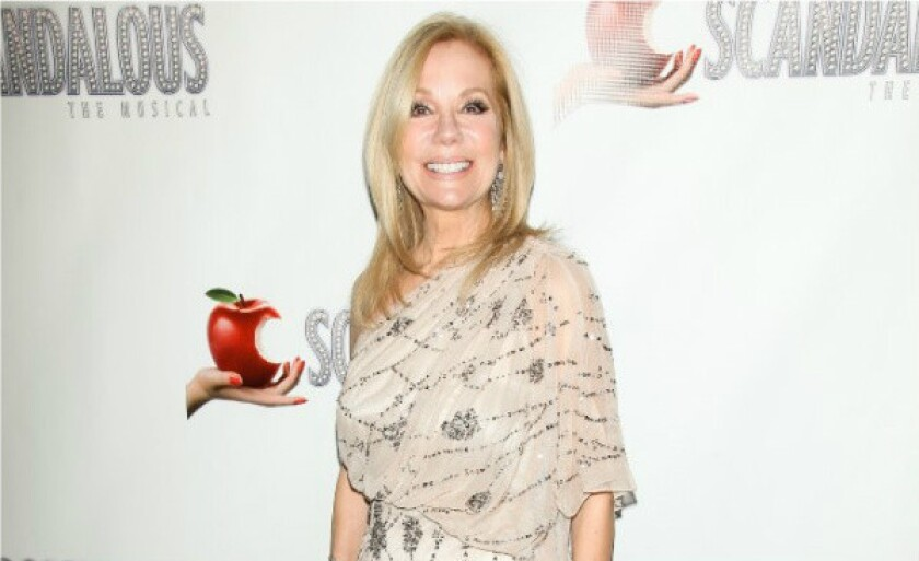 """Kathie Lee Gifford was the driving force behind the new Broadway musical """"Scandalous,"""" which has closed earlier than expected."""