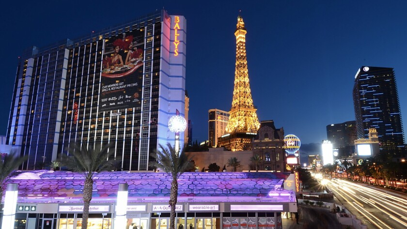 The Bally's and Paris resorts are among 10 Las Vegas hotels where resort fees will rise starting March 1.