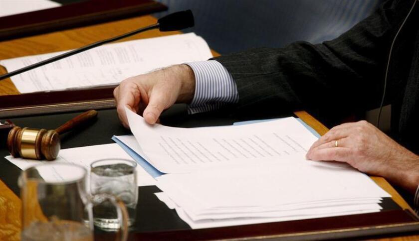 El Supremo Tribunal Federal (STF) informó en un comunicado que rechazó la petición hecha por los defensores del mexicano para proteger con el sigilo judicial el proceso de extradición a Estados Unidos del supuesto capo detenido en Brasil hace cerca de un mes. EFE/Archivo