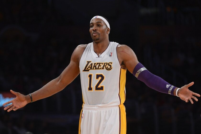 Dwight Howard wraca do Lakers
