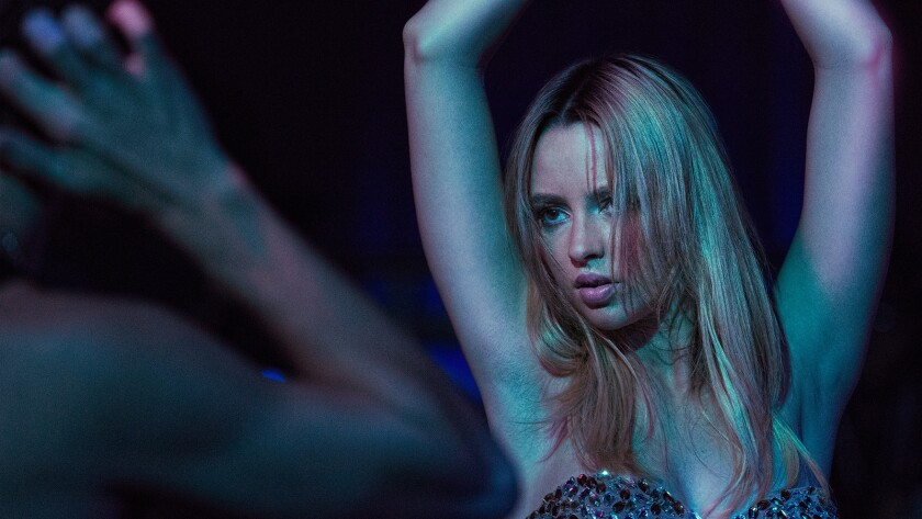 """Natasha Bassett stars in the new made-for-cable bio-pic """"Britney Ever After"""" on Lifetime."""