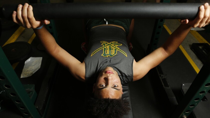 Moorpark receiver Drake London is a two-sport standout with basketball offers from Viriginia and USC as well as football offers from USC and UCLA.