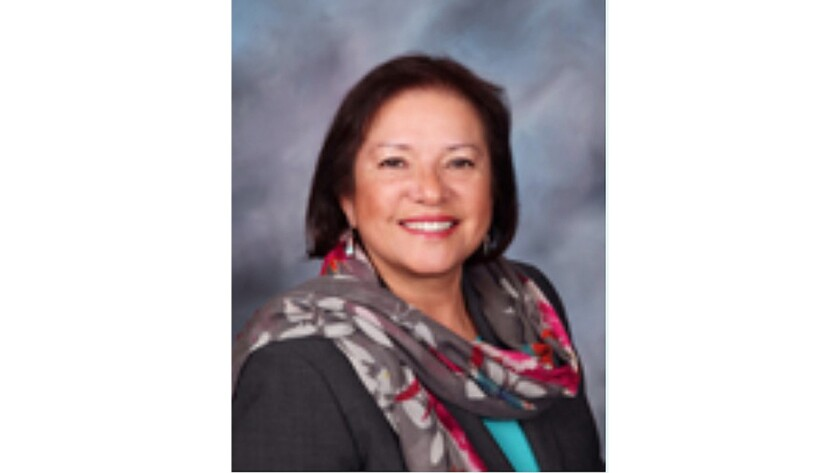 Maria Leon-Vazquez, board member of Santa Monica-Malibu Unified School.