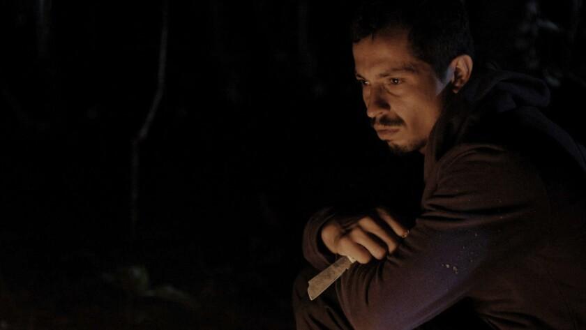 "Aristides de Sousa in the movie ""Araby."""