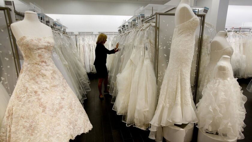 David's Bridal believes new upscale store will be more engaging