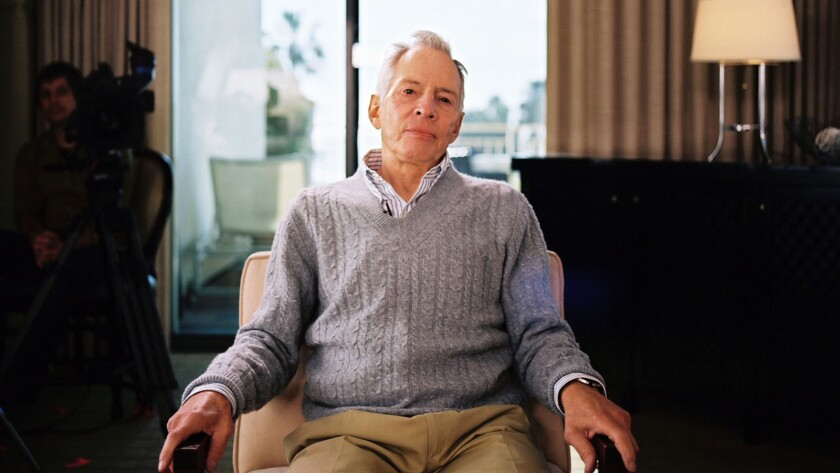 "The allure of crime fiction finds a real-life embodiment in Robert Durst, the disturbing yet hypnotic subject of HBO's ""The Jinx."""