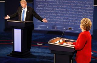 LA 90: Clinton and Trump debate one recap
