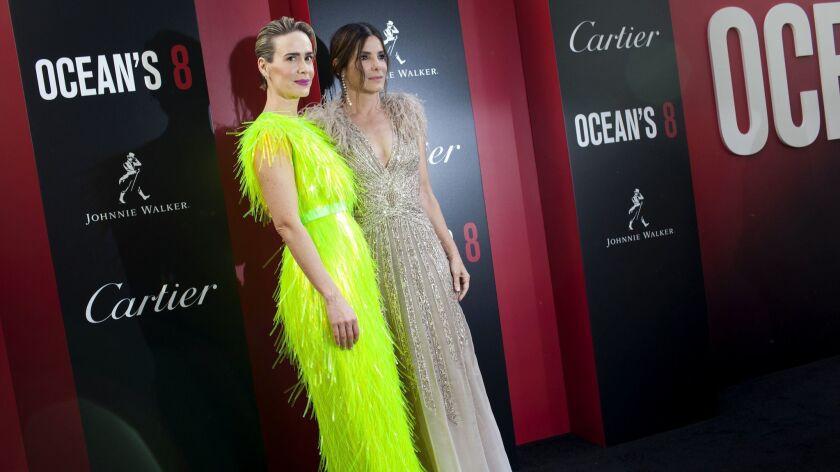 'Ocean's 8' Film Premiere