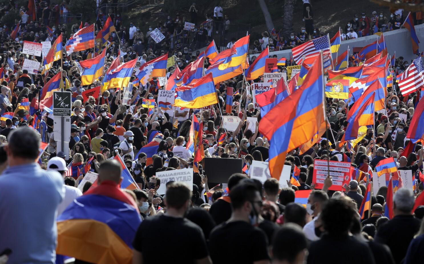 Turkey is the real villain of Armenia-Azerbaijan conflict - Los Angeles Times