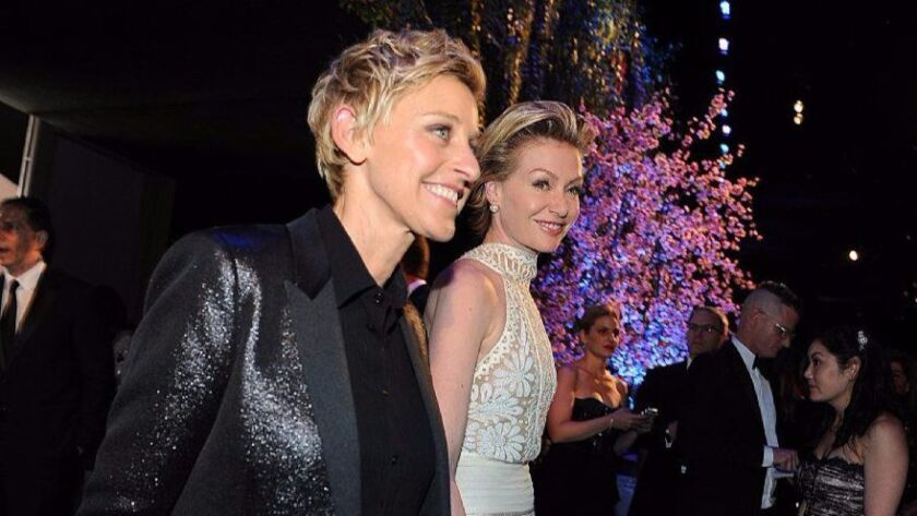 Ellen DeGeneres and Portia de Rossi are among celebrities who are looking to get their listing price in sync with the current market.