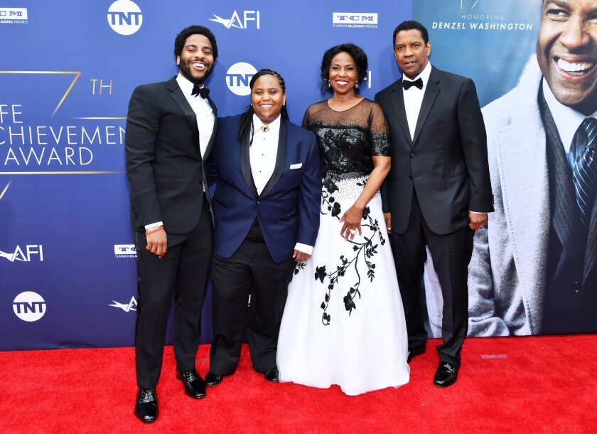 47th AFI Life Achievement Award Honoring Denzel Washington - Arrivals