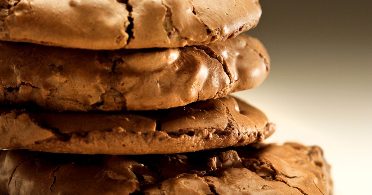 This double-chocolate espresso cookie recipe is a must-make for any chocolate lover