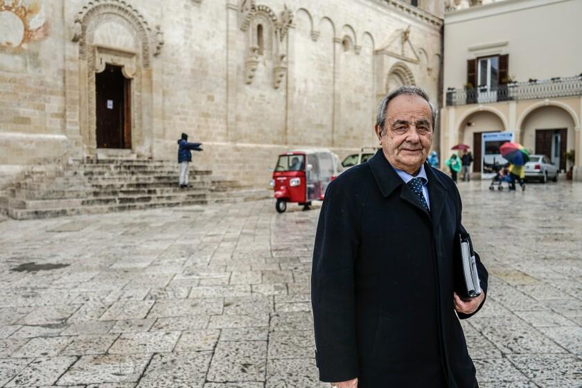 Mayor of Matera