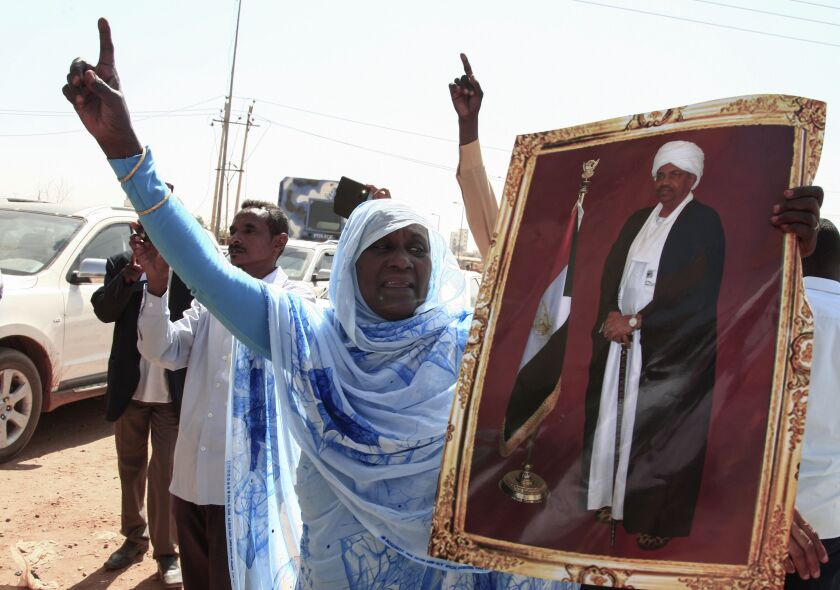 SUDAN-DEMO-POLITICS