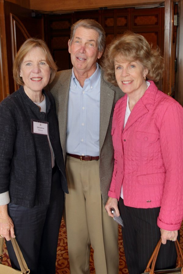 Christy Wilson, Bill and Sue Weber
