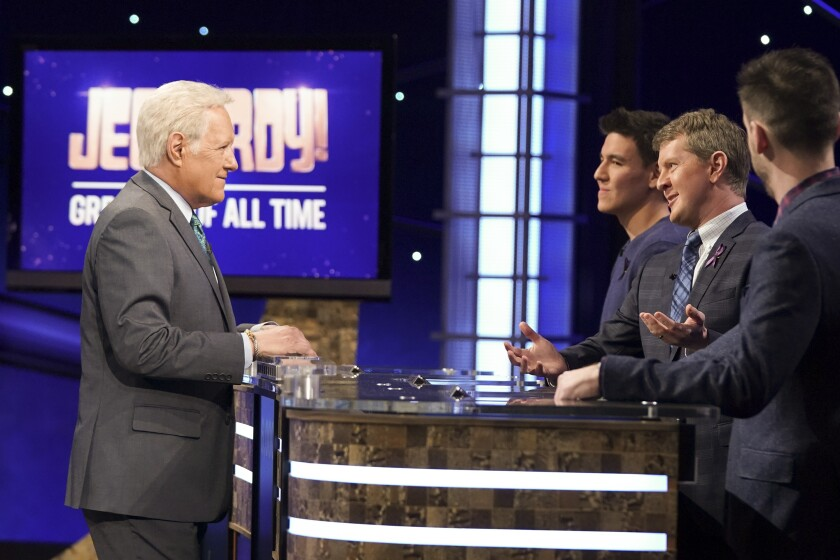 'Jeopardy! Greatest of All Time'