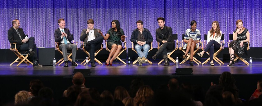 'The Mindy Project' at PaleyFest