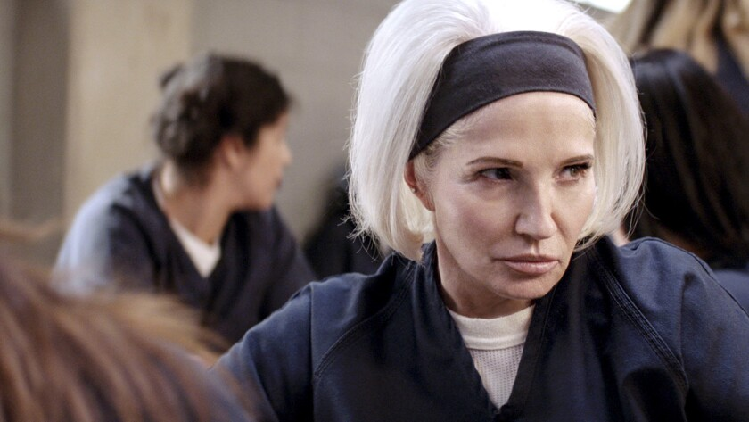 "Ellen Barkin in ""Animal Kingdom"" on TNT."