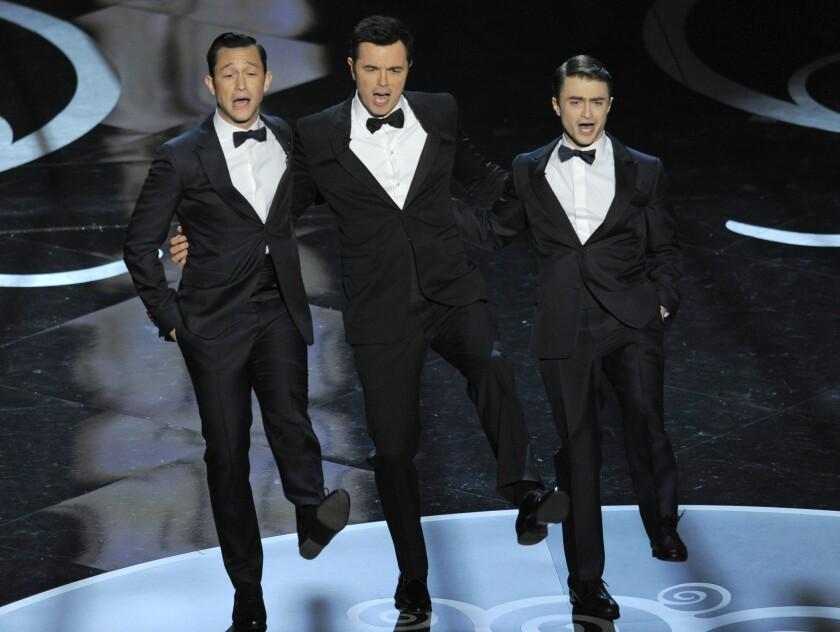Oscars 2013: MacFarlane opens the show both crude and polished