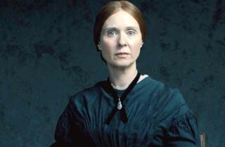 """A Quiet Passion"" movie review by Justin Chang"