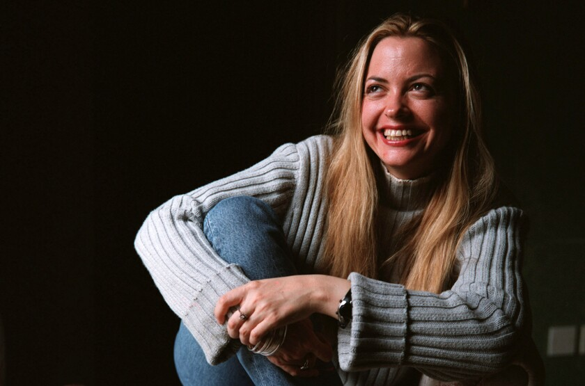 AUTHOR ELIZABETH WURTZEL IN 2000