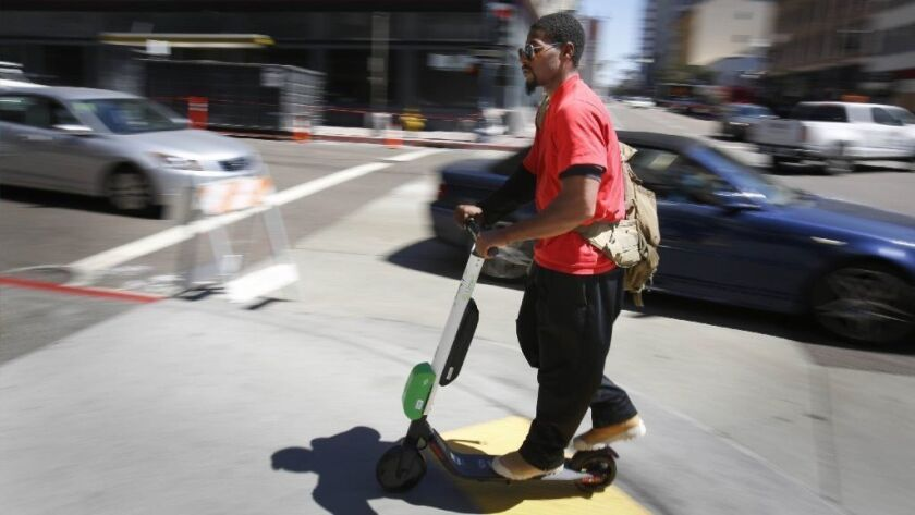 San Diego Mayor Kevin Faulconer proposes new rules for