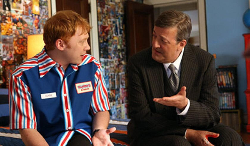 'Super Clyde': 5 things to look for in Rupert Grint's unaired pilot