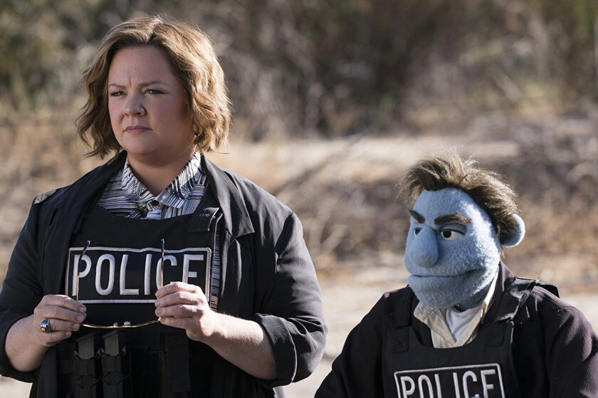 The Happytime Murders.
