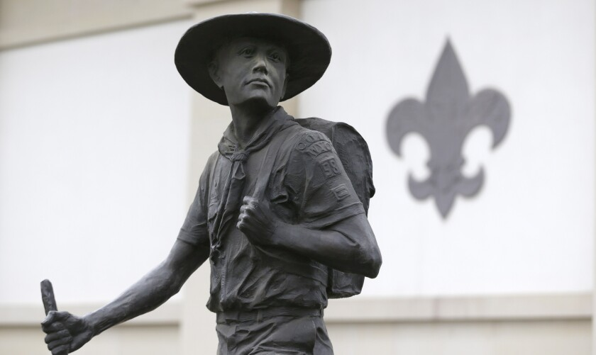 Southern Baptists oppose Scouting's policy on gays