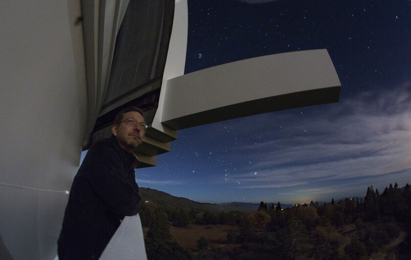 Astronomer Mike Brown