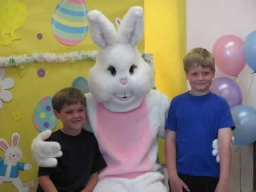 Easter Egg Hunt 4-4-13