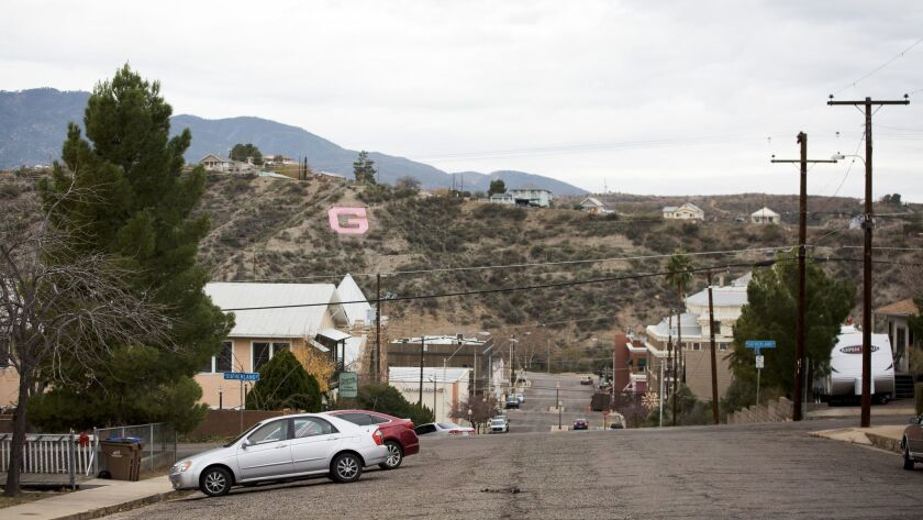 The area around San Carlos was already notoriously polluted. A smelting plant sent carcinogens through the nearby town of Globe. Radiation-contaminated air from 1950s nuclear testing in Nevada blew straight downwind.