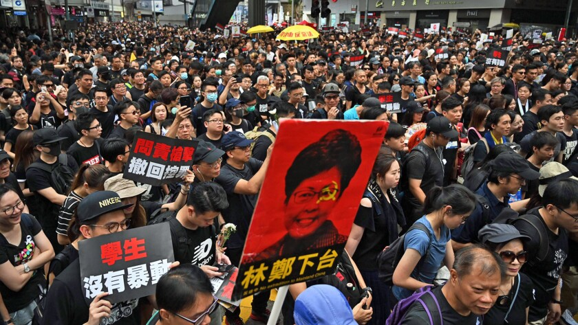 Police brutality against demonstrators in Hong Kong has galvanized public outrage, with 95% of respondents to surveys demanding an independent inquiry into police behavior.